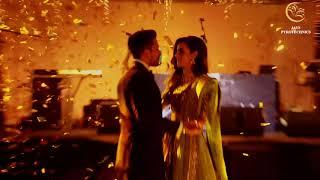 Immersive Reality Wedding with 3D projection Mapping, Fireworks & Special Effects - Nairobi, Kenya