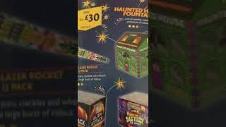 Morrison's fireworks catalog 2019
