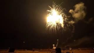 USA Made Fireworks: Maltese-style Multi-break Cylinders Member's Showcase Winter Blast 2/14/2020 4K