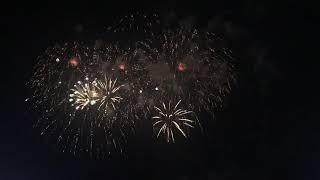 2018 Bahrain National Day Fireworks Display