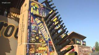 Tips to stay safe from fireworks on the Fourth of July