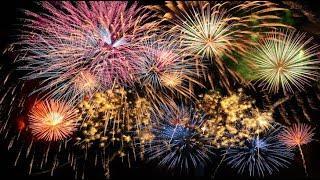 49TH UAE NATIONAL DAY FIREWORKS 2020