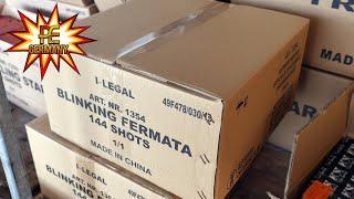 TOP! Blinking Fermata Verbund Magnum Fireworks | PyroExtremGermany