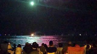 Honolulu Festival Fireworks 2019