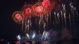 Epic Japanese Fireworks Show in Moscow