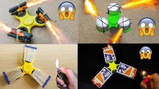 Epic Crazy IDEAS With SPINNER