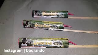 Gatorbait Rockets - Shotgun Fireworks
