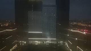 """Вид из окна ЖК """"Селигер Сити"""", красиво!"""