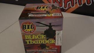BLACK THUNDER  - 200G CAKE  - BIG FIREWORKS