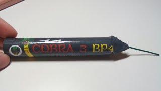 Мощная самодельная петарда Cobra 3 ||| Реплика европейской петарды кобра 3
