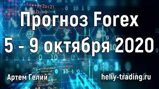 Прогноз форекс на неделю: 5 - 9 октября 2020