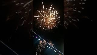 Салюты на новый год в Унгены 2020 г