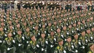 День Победы: Салют в Москве 2019. Прямая трансляция - Москва 24