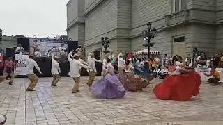 Панамский народный танец/Palomita Titibu y Arbolito/Ritmos y Raíces Panameñas