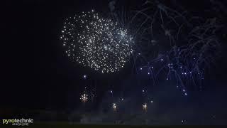 Blitz Fireworks British Musical Fireworks Championship 2018