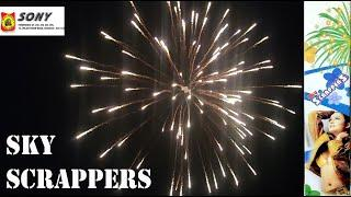 Sky Scrappers from Sony fireworks| Sky Scrappers from Vinayaga fireworks Sonny| 3 inch Sky Shot