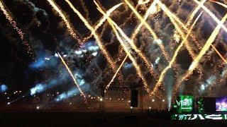 Saudi Arabia beats the world record for the most fireworks