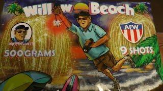 Displayfireworks1 new Consumer Fireworks product... Willow Beach