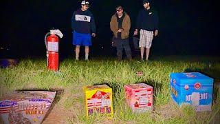Wholesale Fireworks DEMO NIGHT - June 2nd 2021