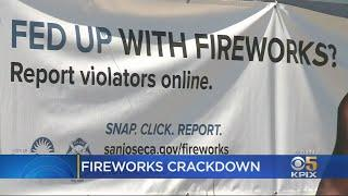 San Jose Revives Plan To Curb Illegal Fireworks By Having Neighbors Report On Each Other