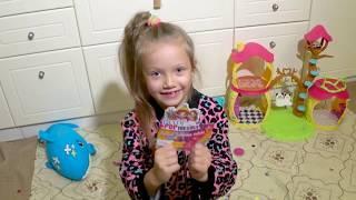 Обзор Party Pop Teenies surprise - Куклы Конфети Хлопушки Сюрприз 2