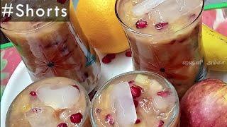 பழரசம் | Fruit Mix in Tamil #juice #recipe #Shorts