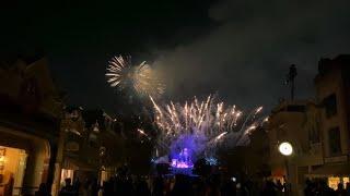 Sweethearts Nite Fireworks - Disneyland After Dark 2020