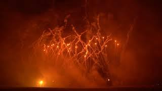 Wow! Vulcan/Shogun Fireworks Display - 50th PGI 2019 - Monday Night - Welcome to the West