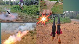 fireworks experiments
