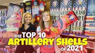 Top 10 Artillery Shells of 2021