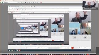 Вебинар для сотрудников ПИМУ. Работа в CiscoWebex и JitsiMeet