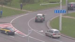 """Картина """"мирных"""" протестов в Минске не меняется — блокировка дорог, нарушение общественного порядка"""