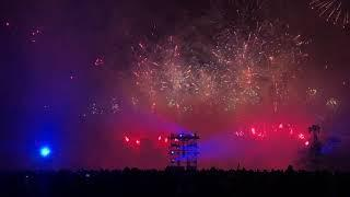 Alton Towers Fireworks Show 2018