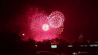 2019 WEBN Fireworks Finale