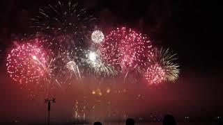 31 July 2019 Vancouver Fireworks