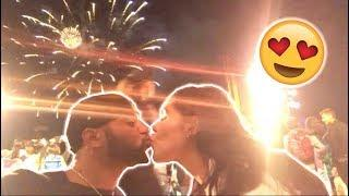 MY CRUSH KISSED ME UNDER THE DISNEY FIREWORKS FOR SURPRISING HER..(I THINK SHE'S THE ONE