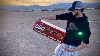 BBQ FIREWORK ASSORTMENT - Dominator Fireworks
