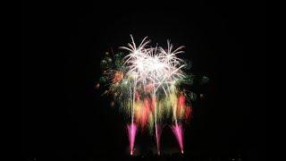 Akagawa Fireworks 2019 -Tamura Fireworks Competition-