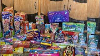 Diwali2020 Biggest crackers stash Standard fireworks (Part1) #standardfireworks #crackersunboxing