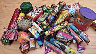 Different types of fireworks testing, Crackers testing 2021, Diwali cracker testing, Diwali