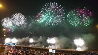 اليوم الوطني السعودي - الألعاب النارية الرياض -  Saudi national day fireworks riyadh