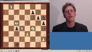 Chess A Must See Tactical Fireworks Study via Alexander Kotov's book Chess Tactics. With Dave to ...