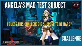 Langrisser M - Fireworks Festival - Challenge - Angela's Mad Test Subject