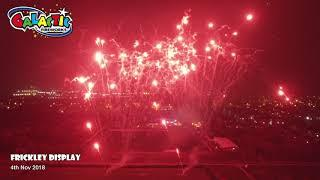 Frickley 2018 Galactic Fireworks Display Drone