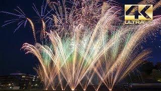 ⁽⁴ᴷ⁾ Vuurwerk Oktoberfeest Sittard 2018 - Sparkles Vuurwerkshow - Dutch Fireworks Professional