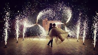 Вертушки фонтанов и пиротехнические фонтаны | Ростов | GOF show