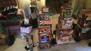 My PART 3 fireworks stash