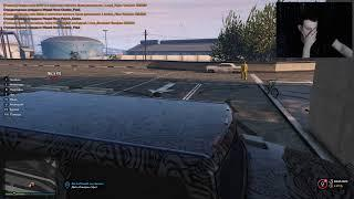 GTA 5 online RP стрим. Мамкин бизнесмен.