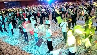 Conferencia Internacional Shachah Fireworks in the Heavenlies | Grupo de niños de Casa Panti Elpidos