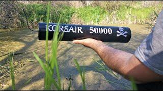 Корсар 50000 в Вонючем Озере☢️ Korsair 50000 in The Sewers